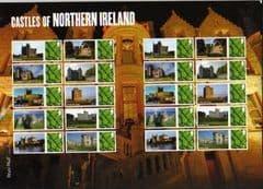 2009 'CASTLES OF NTHN IRELAND' LS58