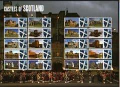 2009  'CASTLES OF SCOTLAND' LS68