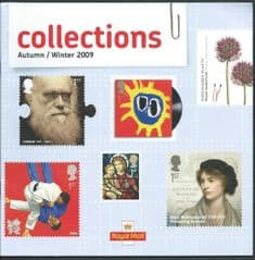 2009 'COLLECTIONS' (AUTUMN / WINTER 2009)  BOOKLET
