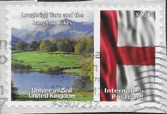 2009 'UNIVERSAL MAIL 'LOUGHRIGG TARN' (INTERNATIONAL POSTCARD)