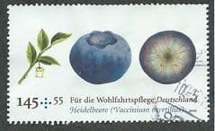 2010 145c+ 55 'WELFARE CHARITY - FRUIT'  FINE USED*