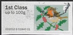 2010 1ST CLASS 'BIRDS I' (EX TALLENTS HOUSE) FINE USED