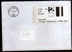 2010 2ND 'MANCHESTER SPRING GARDENS' (MACH #1). FONT ERROR