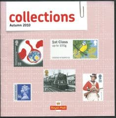2010 'COLLECTIONS ( AUTUMN 2010) BOOKLET