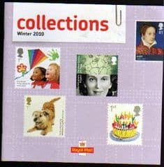 2010 'COLLECTIONS' (WINTER 2010) BOOKLET