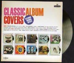 2010 U/M 'CLASSIC COVER ALBUMS' SOUVENIR SHEET