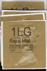 2011 10x (1LG)  GOLD HORIZON LABEL TYPE II' (VARIOUS)