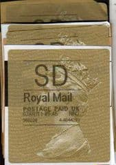 2011 10x 'SD' ROYAL MAIL HORIZON (TYPE II)(VARIOUS)