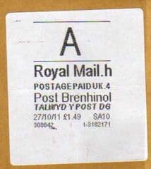 2011- 15 A POST BRENHINOL (LATE USE)