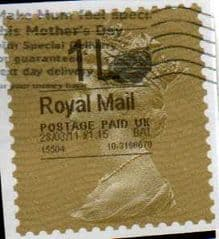 2011 (1L) 'GOLD HORIZON LABEL' FINE USED