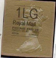 2011 (1LG)  GOLD HORIZON LABEL TYPE II'(NR29)