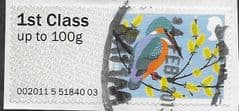 2011 1ST CLASS 'BIRDS III'  (EX TALLENTS HOUSE) FINE USED