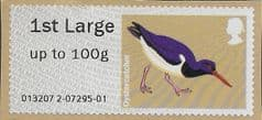 2011 1ST LARGE 'BIRDS IV - OYSTERCATCHER' FINE USED