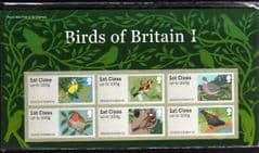 2011 'POST 'N 'GO 'BIRDS I' PRES /PACK