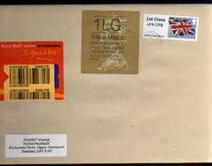 2012 '1LG'(C 4) WELSH HORIZON TYPE 2a LABEL ON COVER