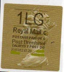 2012 1LG (C 5) POST BRENHINOL TYPE II WITH  RARE CODE 5