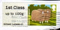 2012 1ST CLASS 'SHEEP - LEICESTER LONGWOOL' FINE USED