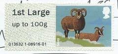 2012 1ST LARGE  'SHEEP -SOAY'  FINE USED