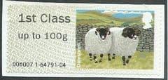 2012 1ST  'SHEEP -DALESBRED' FINE USED