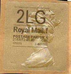 2012 '2LG' (F 4)'WALSALL' HORIZON TYPE 3