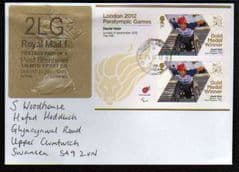 2012 '2LG' (F 4) 'WELSH TYPE 3 + M/S  ON COVER