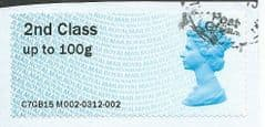 2012 2ND CLASS 'HYTECH' (MA12)(TYPE III)  FINE USED