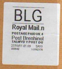 2012 BLG POST BRENHINOL (LATE USE)