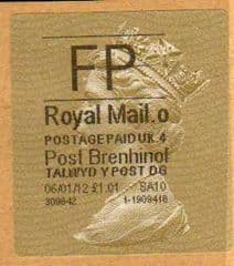 2012 FP ( O 4) POST BRENHINOL GOLD HORIZON (TYPE 2a)