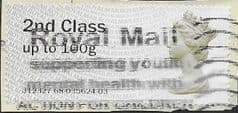 2013 2ND CLASS ON 1ST CLASS ' ERROR ' POST 'N' GO ' FINE USED