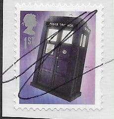 2013 2ND 'DR WHO - THE TARDIS' (EX M/S) FINE USED*