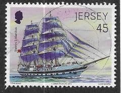 2013 45P 'VISITING TALL SHIPS' FINE USED