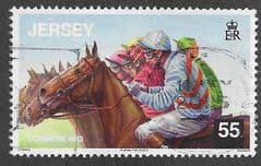 2013 55P 'CORBIERE - HORSE RACING' FINE USED