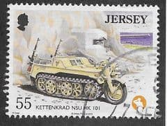 2013 55P 'MILITARY VEHICLES' FINE USED