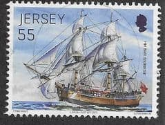 2013 55P 'VISITING TALL SHIPS' FINE USED