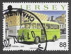2013 88P 'BUSES' (4TH SERIES) FINE USED