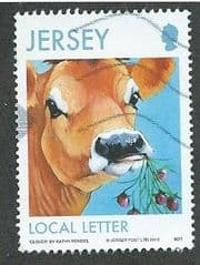 2013 (LOCAL) 'COW WITH CLOVER'  FINE USED