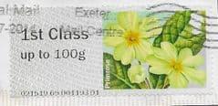2014 1ST 'FLOWERS - PRIMROSE' (TYPE IIa) FINE USED