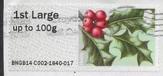 2014 1ST LARGE 'HOLLY' (MA14) FINE USED