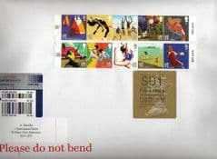 2014  '2011 OLYMPIC GAMES SE~TE SET' +  WELSH SD1 (Y 5) TYPE 2a ON COVER