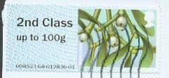 2014 2ND CLASS 'WINTER GREENERY -MISTLETOE' (MA14) FINE USED