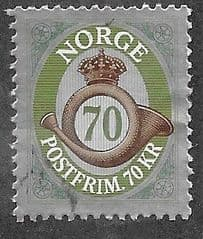 2014 70KR 'POST HORN' FINE USED*