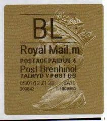 2014 BL ( M 4) POST BRENHINOL GOLD HORIZON (TYPE 2a)
