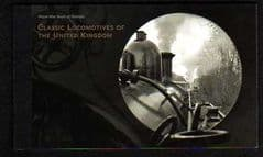 2014 'CLASSIC LOCOMOTIVES OF THE UNITED KINGDOM' (DY9)