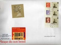 2014  ENGLISH 1LG (C 4) TYPE 1 HORIZON LABEL+ MACHINS ON COVER  LATE USE OF TYPE 1 LABEL.