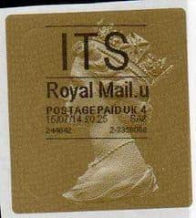 2014 'ITS' (U 4) WALSALL TYPE 3     FINE USED
