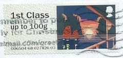 2015 1ST( UP TO 100g)  'SEA TRAVEL - HA LONG BAY'  FINE USED