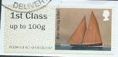 2015 1ST 'WORKING SAIL - BRIAR' (TYPE IIa)  FINE USED
