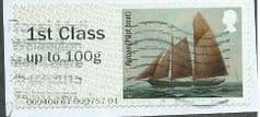 2015 1ST   'WORKING SAIL - FALCON' (TYPE IIa)   FINE USED