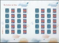 2015 'EUROPHILEX STAMP SHOW EXHIBITION' (UNION FLAG)