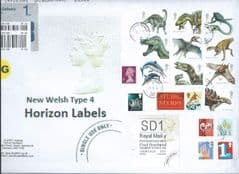 2015 SD1 (Y 6) WELSH TYPE HORIZON LABEL ON ILLUSTRATED COVER DATED 18/09/15